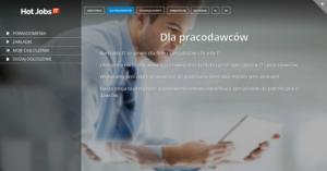 Serwis ogłoszenia praca w IT - dla pracodawców